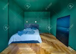 Small Of Turquoise Bedroom Wall