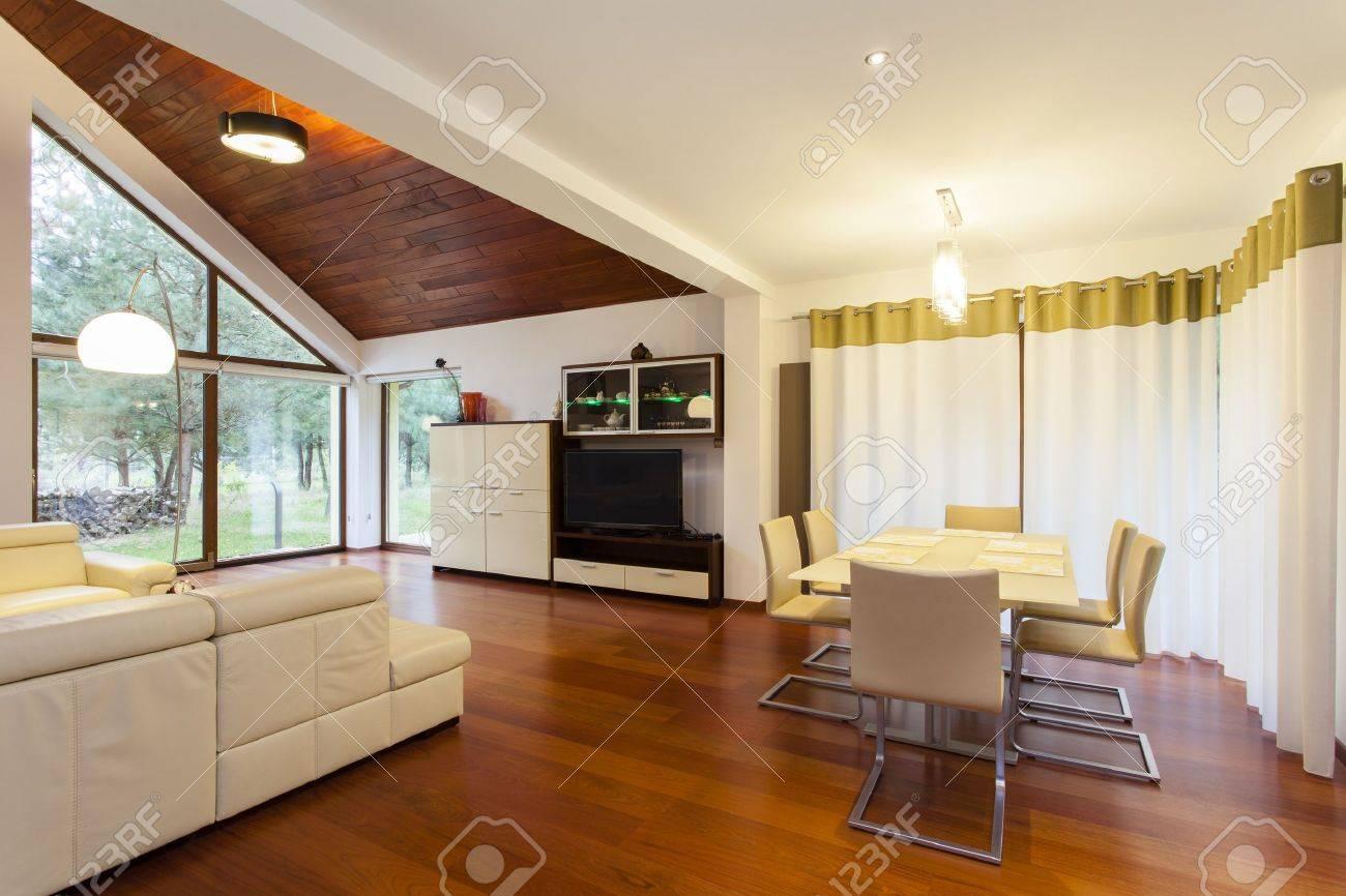 Credenza Moderna Para Sala : Idee soggiorno sala da pranzo soggiorni contemporanei e