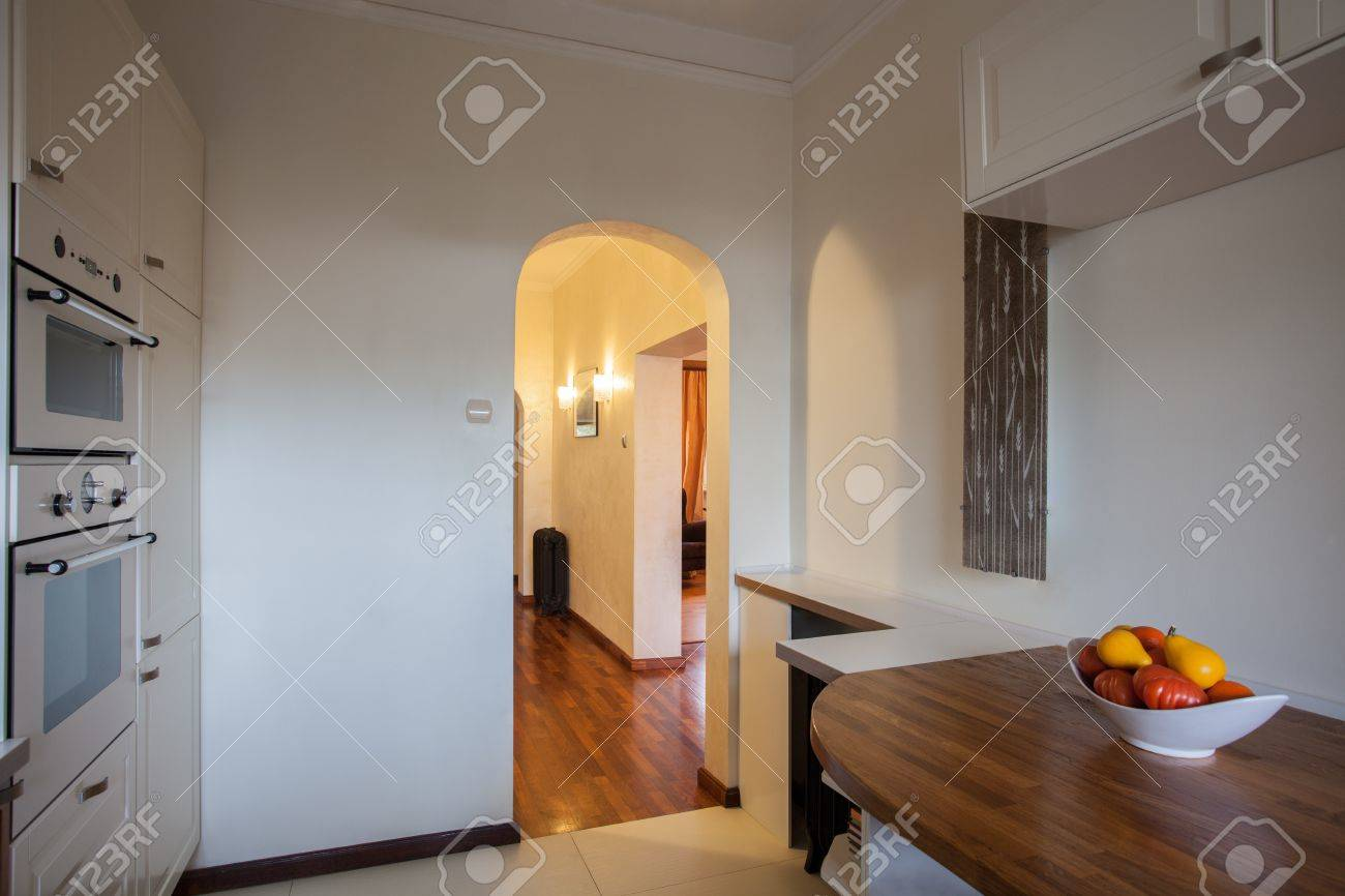 Vonder Interieur Stock Photo