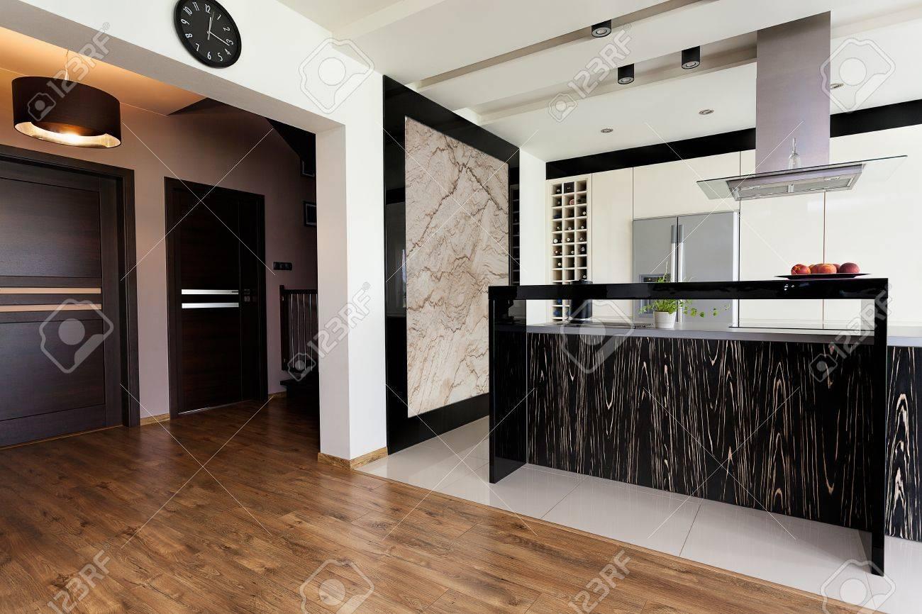 Cuisine Ouverte Sur Couloir   92 Appartement Haussmannien Avec ...
