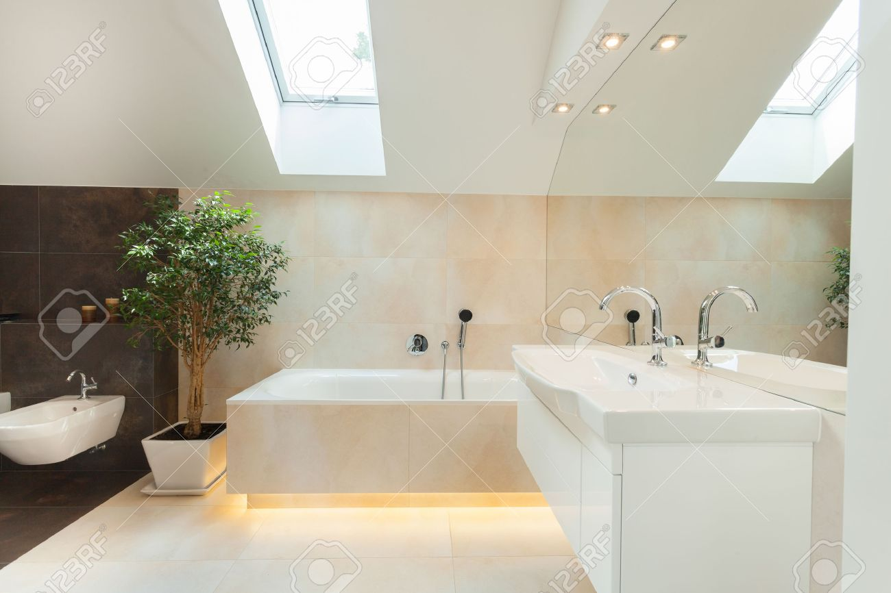 Beautiful modern bathrooms - Download