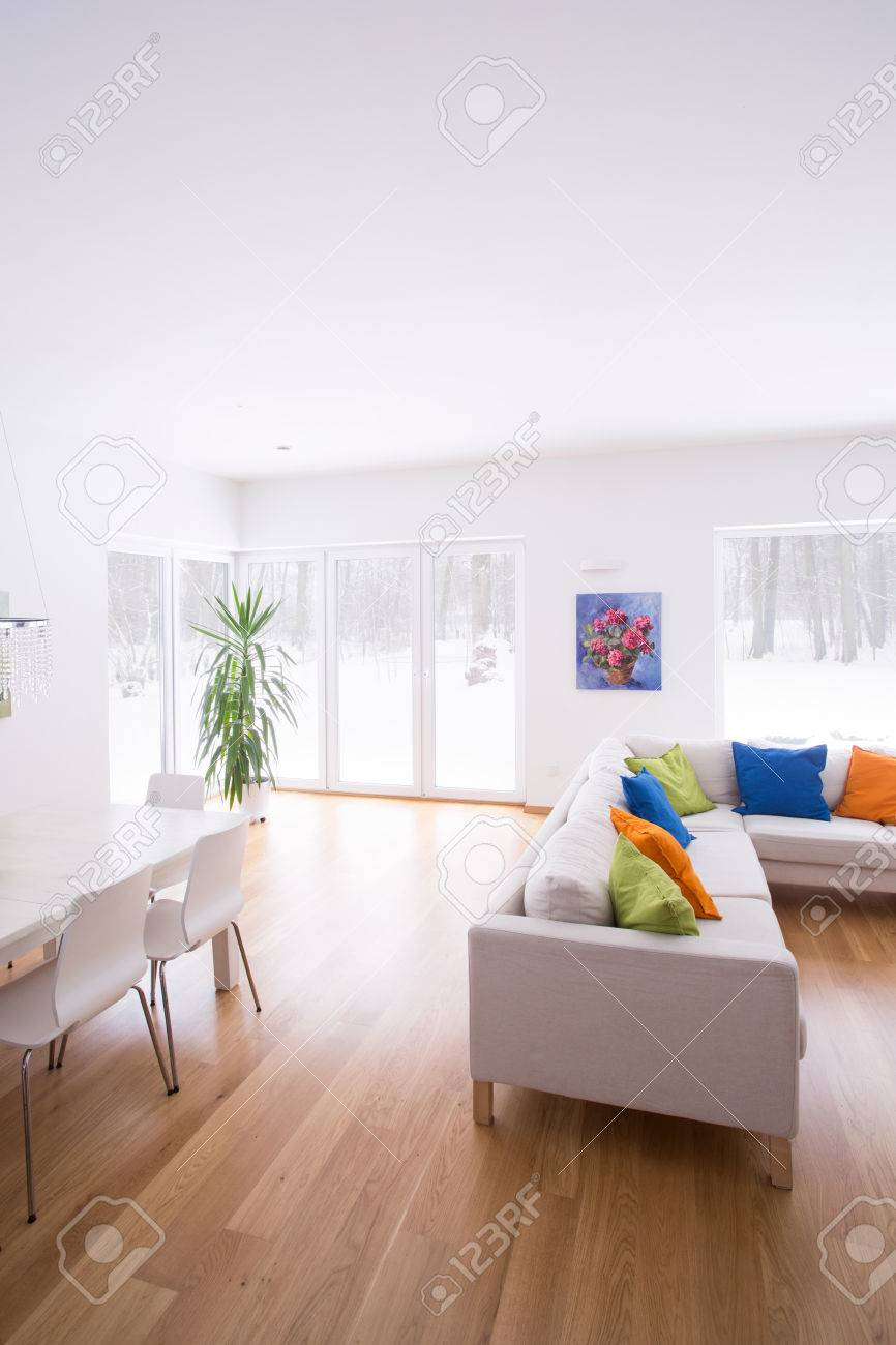 Diseño Salon Comedor | Salon Comedor Diseno Modular Inhaus Inhaus