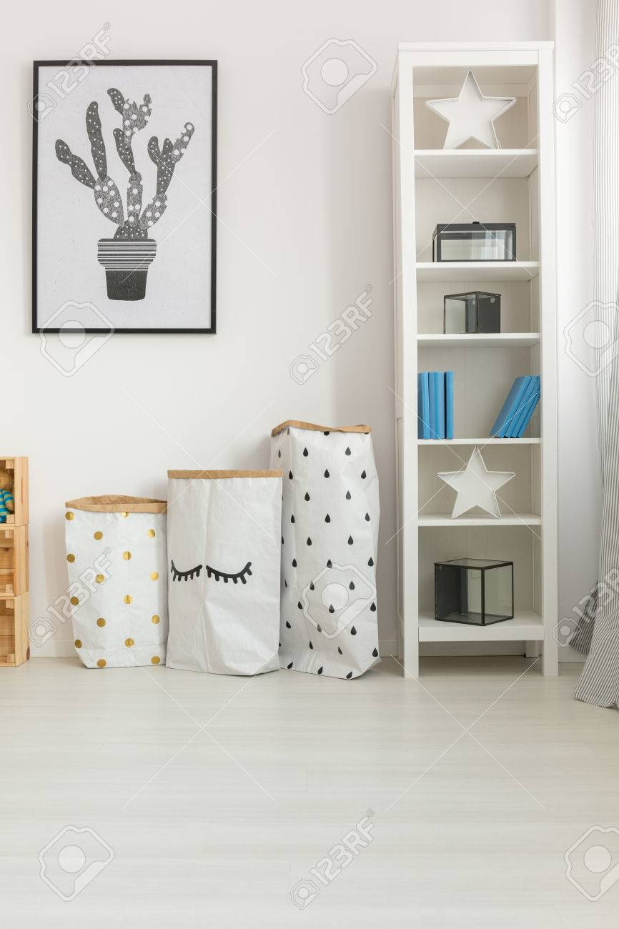 Babies Room Accessories Simple Modern Decor In Baby Room With Paper Diy Accessories