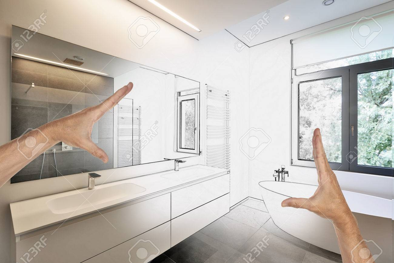Badkamer douche luxe luxe keuken en badkamer met penthouse