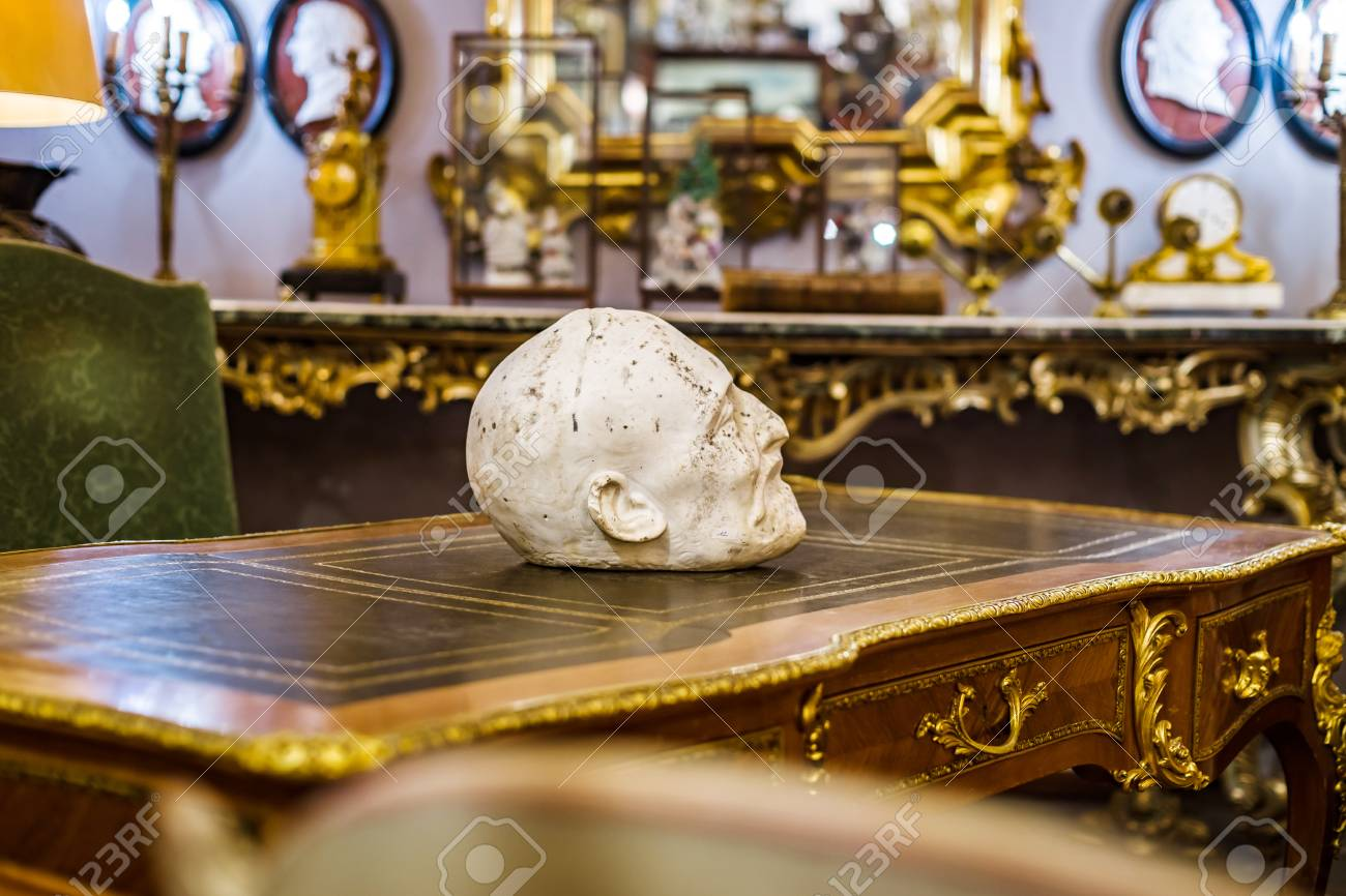 Decorative Interior Sculpture In Antique Shop Bruxelles Belgium Stock Photo Picture And Royalty Free Image Image 83077969