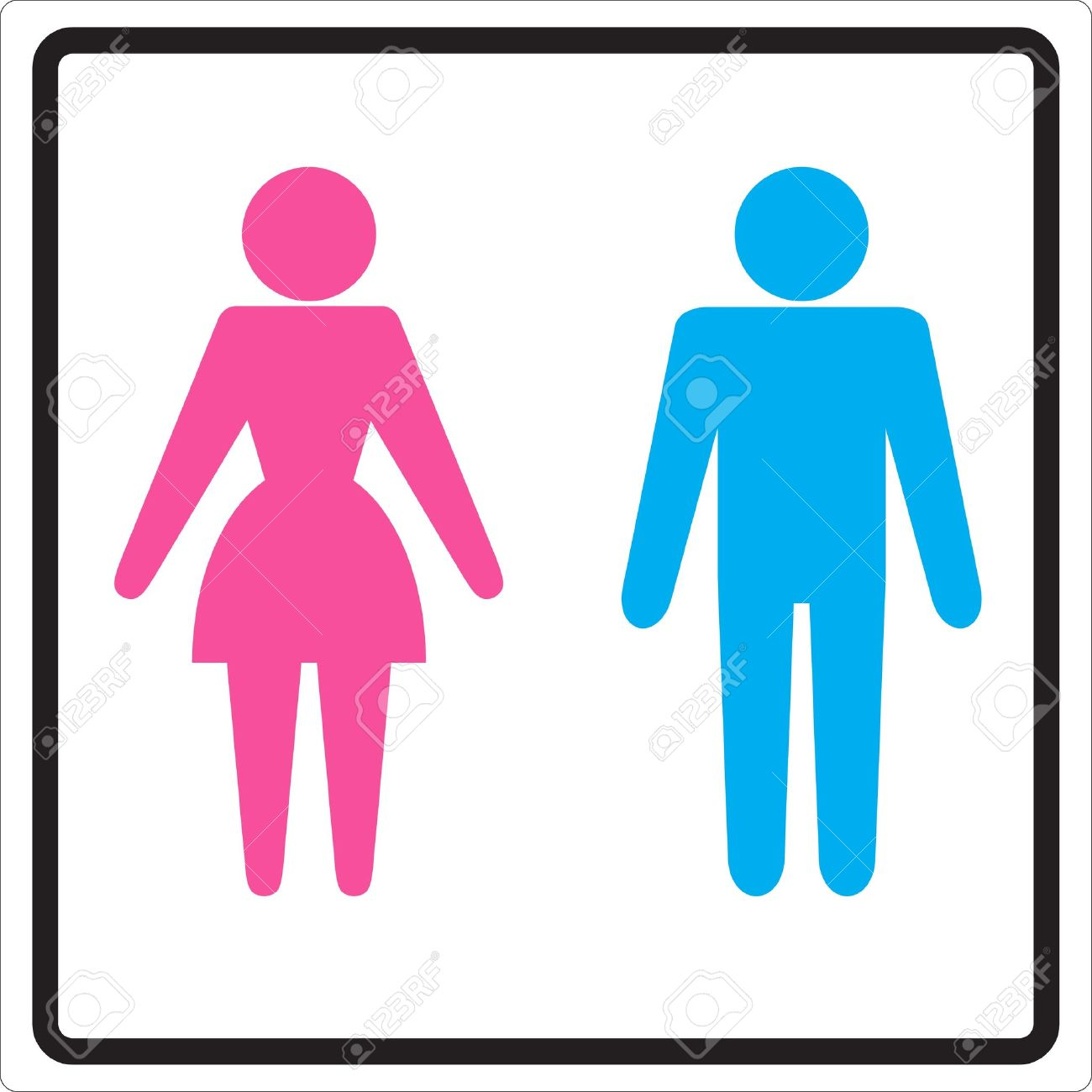 Bathroom Signs To Download female bathroom signs