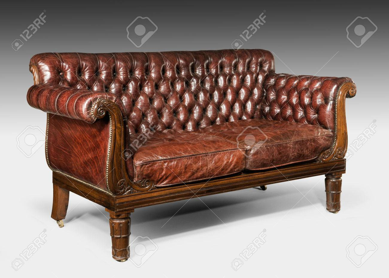 Vintage Couch Antique Old Vintage Couch Sofa