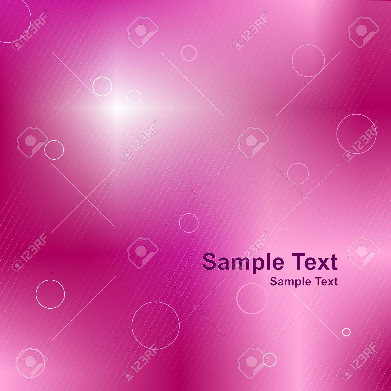 Abstract pink purple fantasy background with copy space use of linear gradients blended into