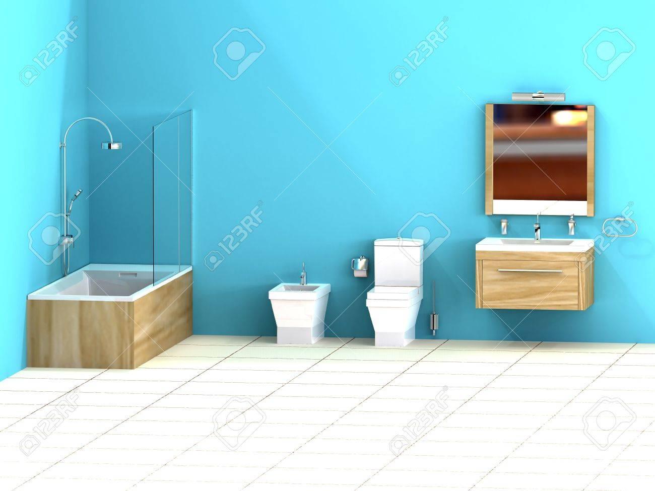 Piastrelle Bagno Turchese : Pavimenti bagno azzurro bagno azzurro theedwardgroup piastrella