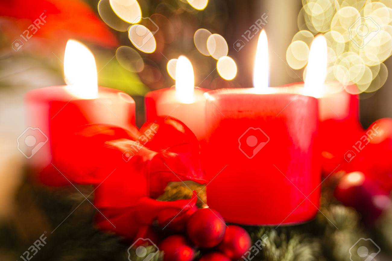 Bilder Zum Advent Adventskranz Zum 4 Advent Adventskranz Für 4 Advent