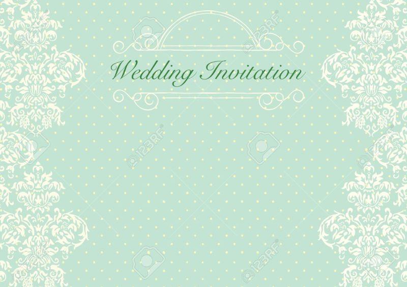 Large Of Wedding Invitation Background