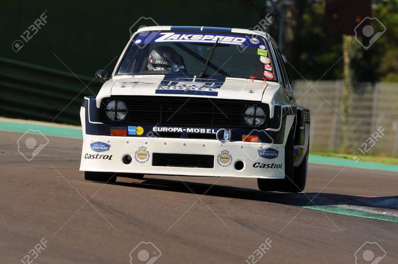 Imola Classic 22 Oct 2016 Ford Escort 1800 Rs 1975 Driven Stock Photo Picture And Royalty Free Image Image 99023339