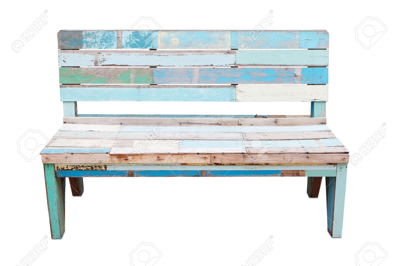 Wooden Long Chair Stock Photo Picture And Royalty Free Image Image 12425847