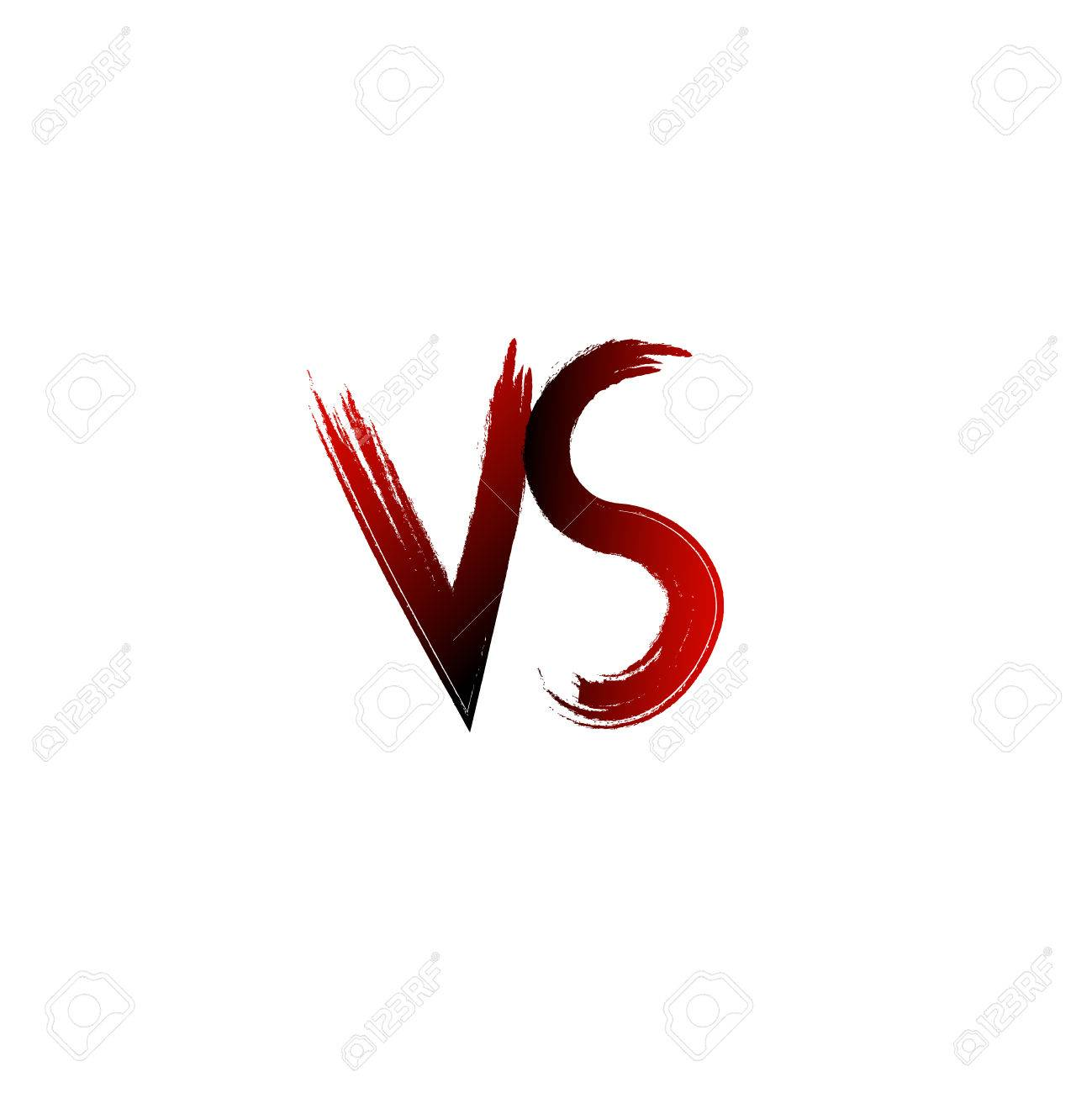/ Vs Vs Logo Stock Photos And Images 123rf