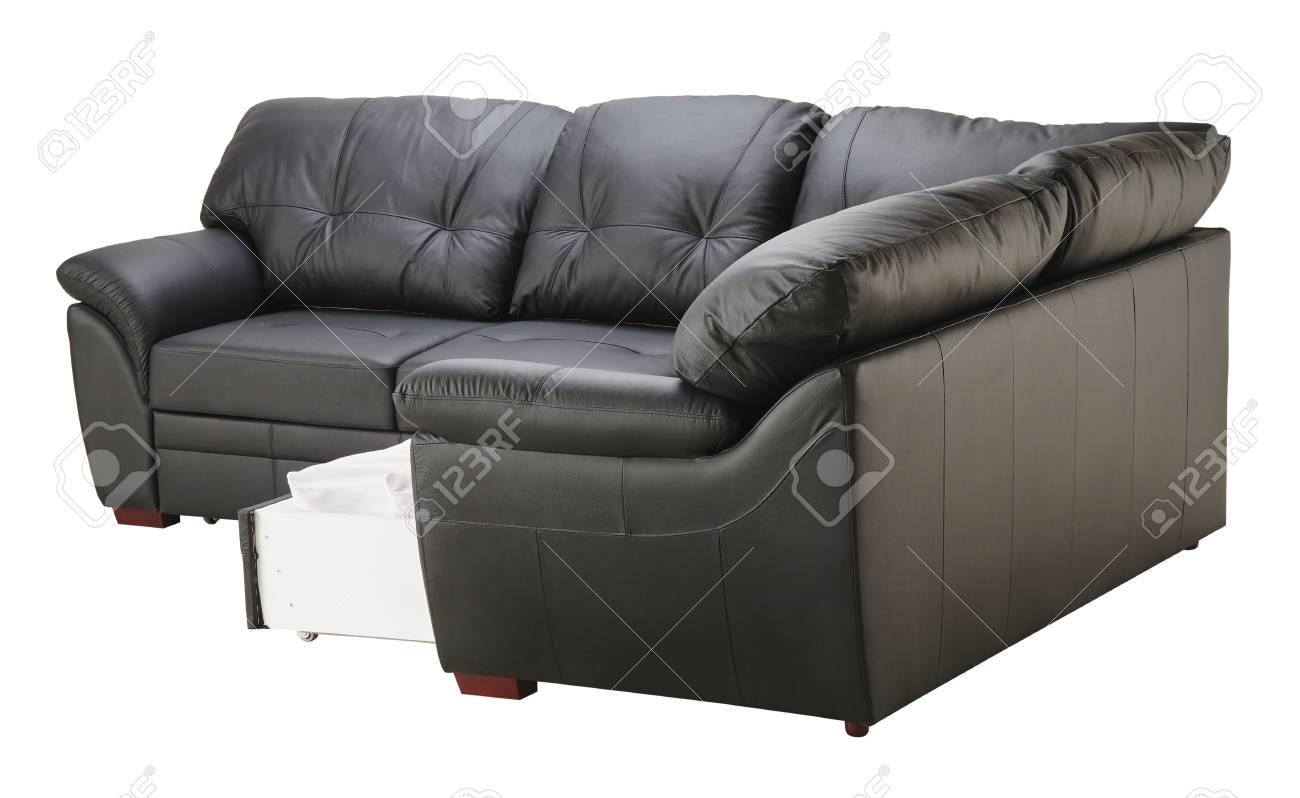 Corner Sofa Bed Leather