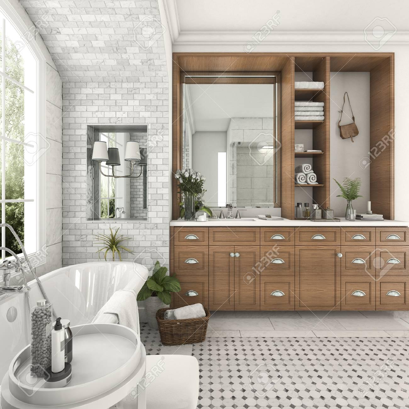 Diseño Cuartos De Baño Azulejos   Qué Azulejos Elegir Para El Baño ...