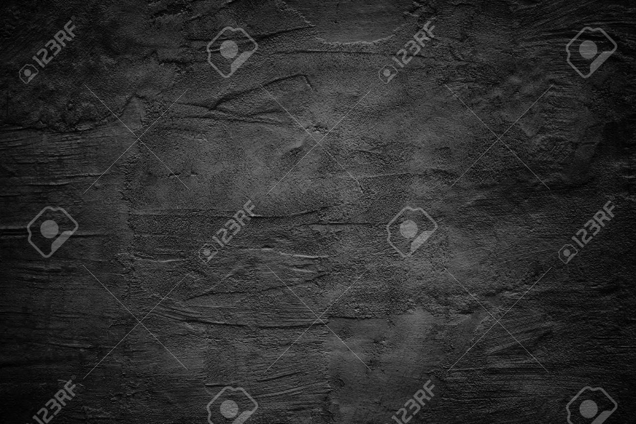 Texture Walls Design Black Background Texture Walls Dark Cement For Design