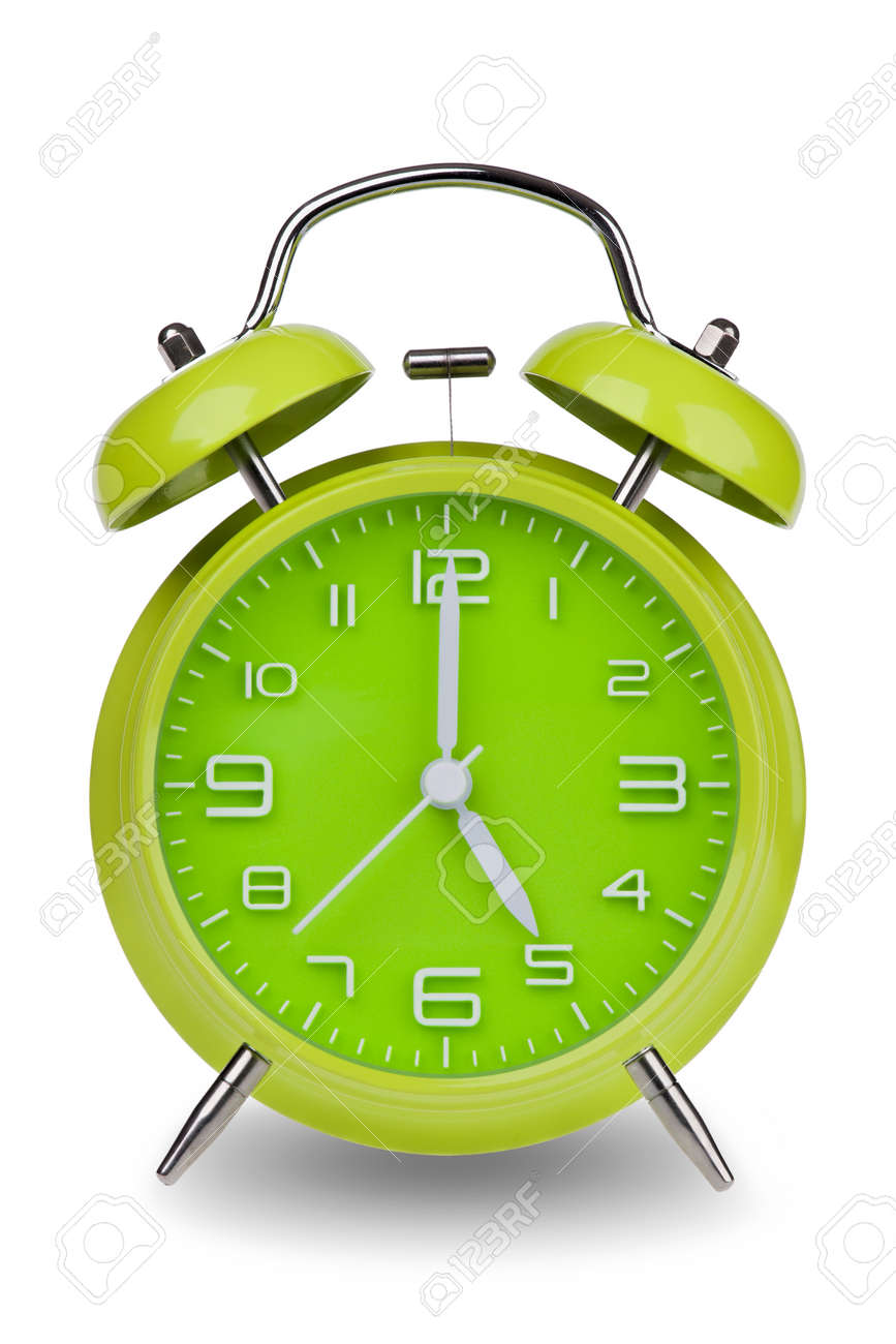 Uhr Wecker Stock Photo
