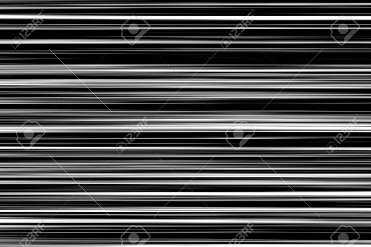Vintage Bad Black And White Background Realistic Flickering Analog Vintage