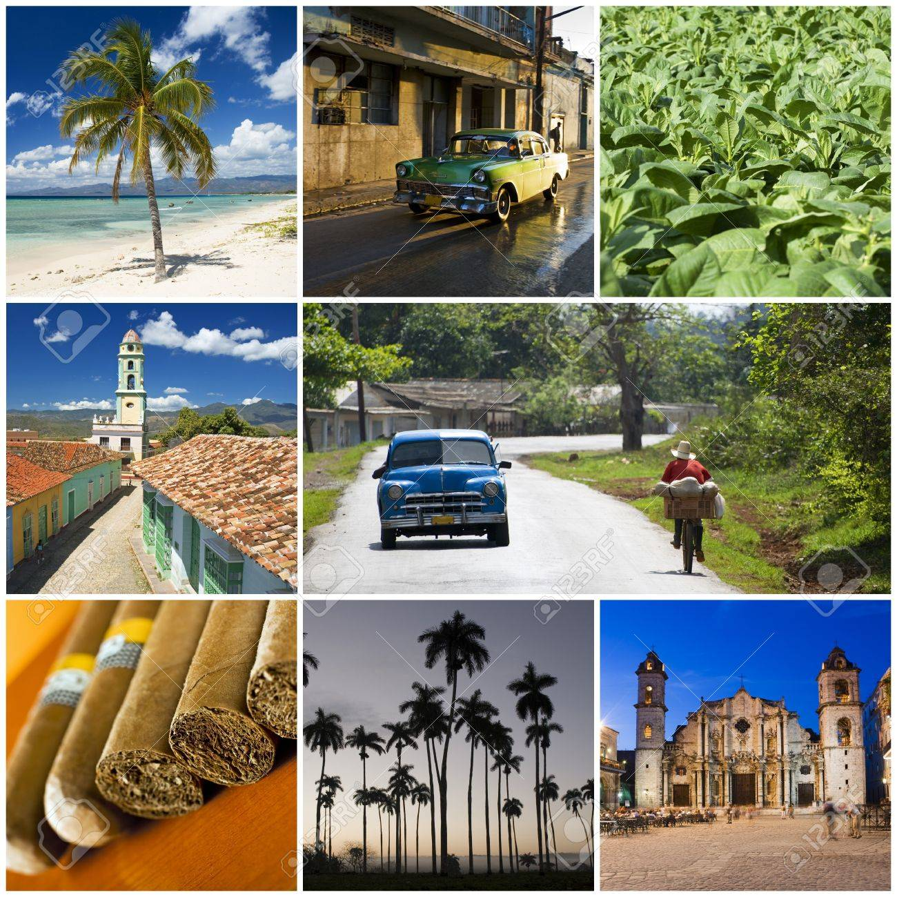 Collage Bilder Beautiful Cuban Collage Made From Eight Photographs Stock Photo, Picture And Royalty Free Image. Image 4260945.