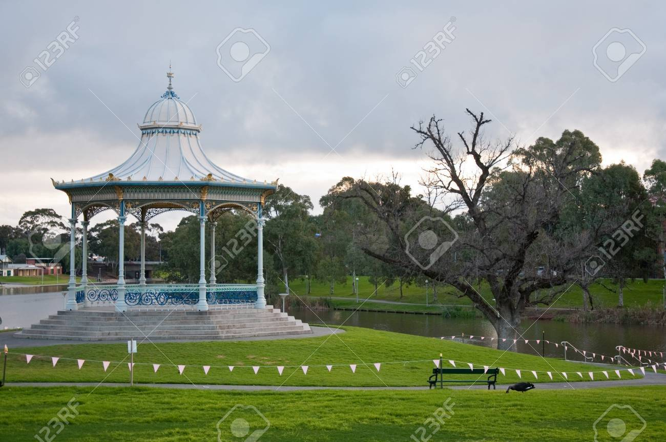 Gazebo Adelaide Nice Gazebo In The Park In Adelaide South Australia