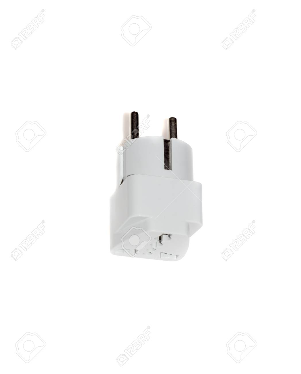 Travel Adapter Eu To Uk Close Up Universal American To European Travel Adapter Converter