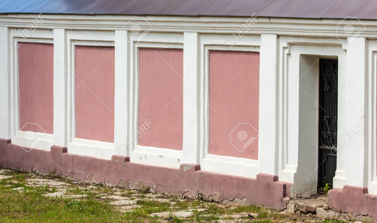 Bilder Historische Fenster Stock Photo