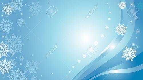 Medium Of Christmas Card Background