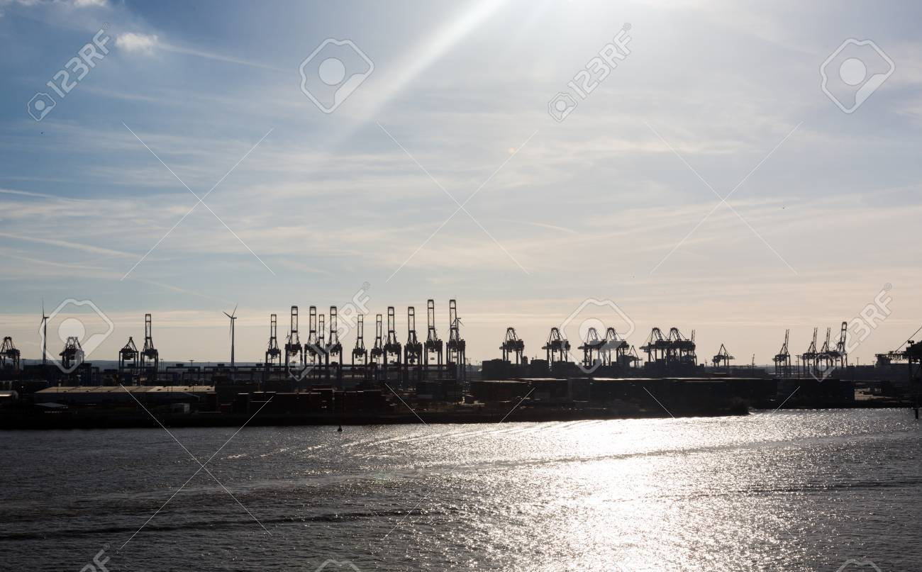 Gateway Hamburg The Port Of Hamburg Known As
