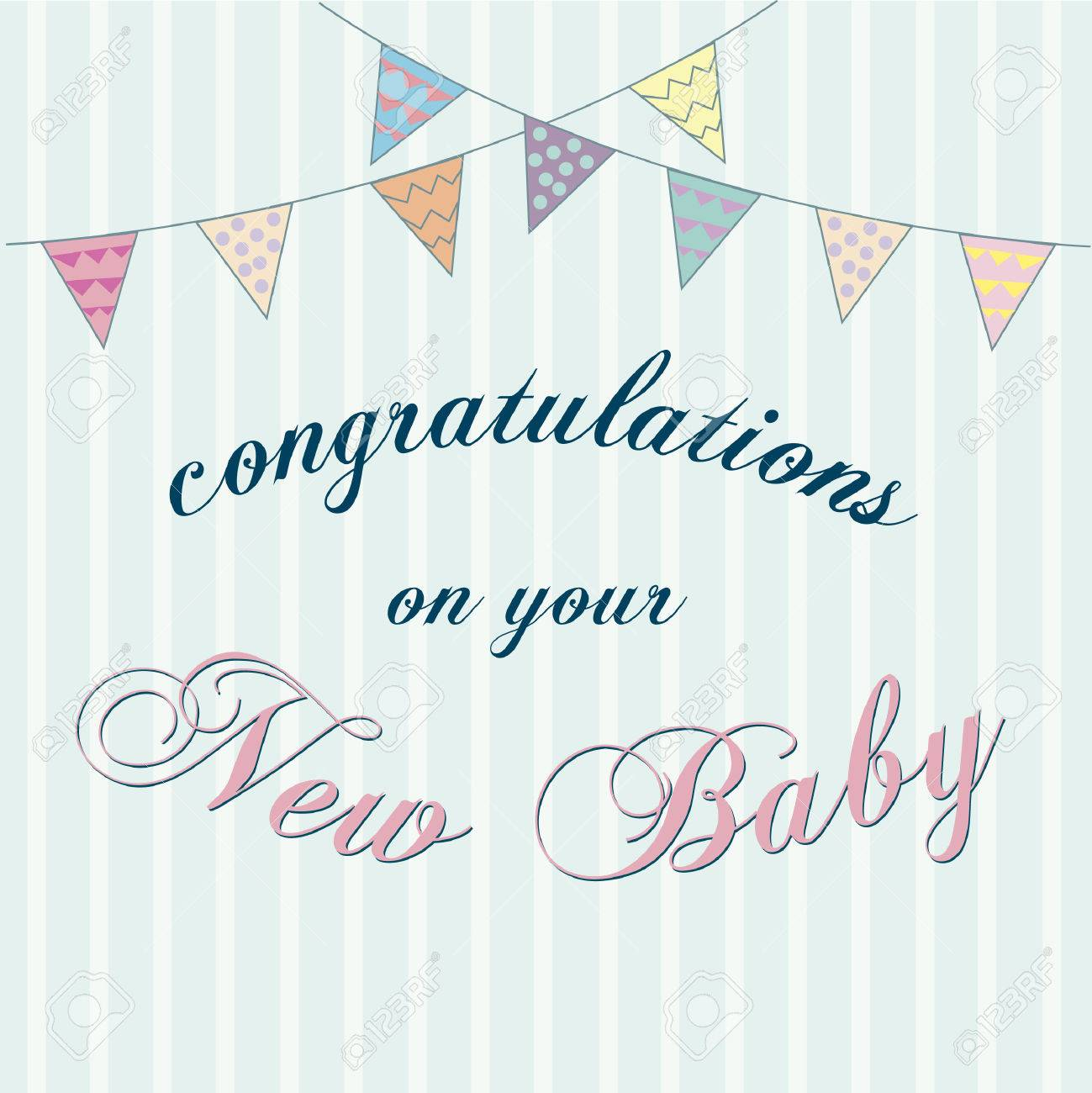 Fullsize Of Congratulations On Baby