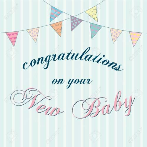 Medium Of Congratulations On Baby