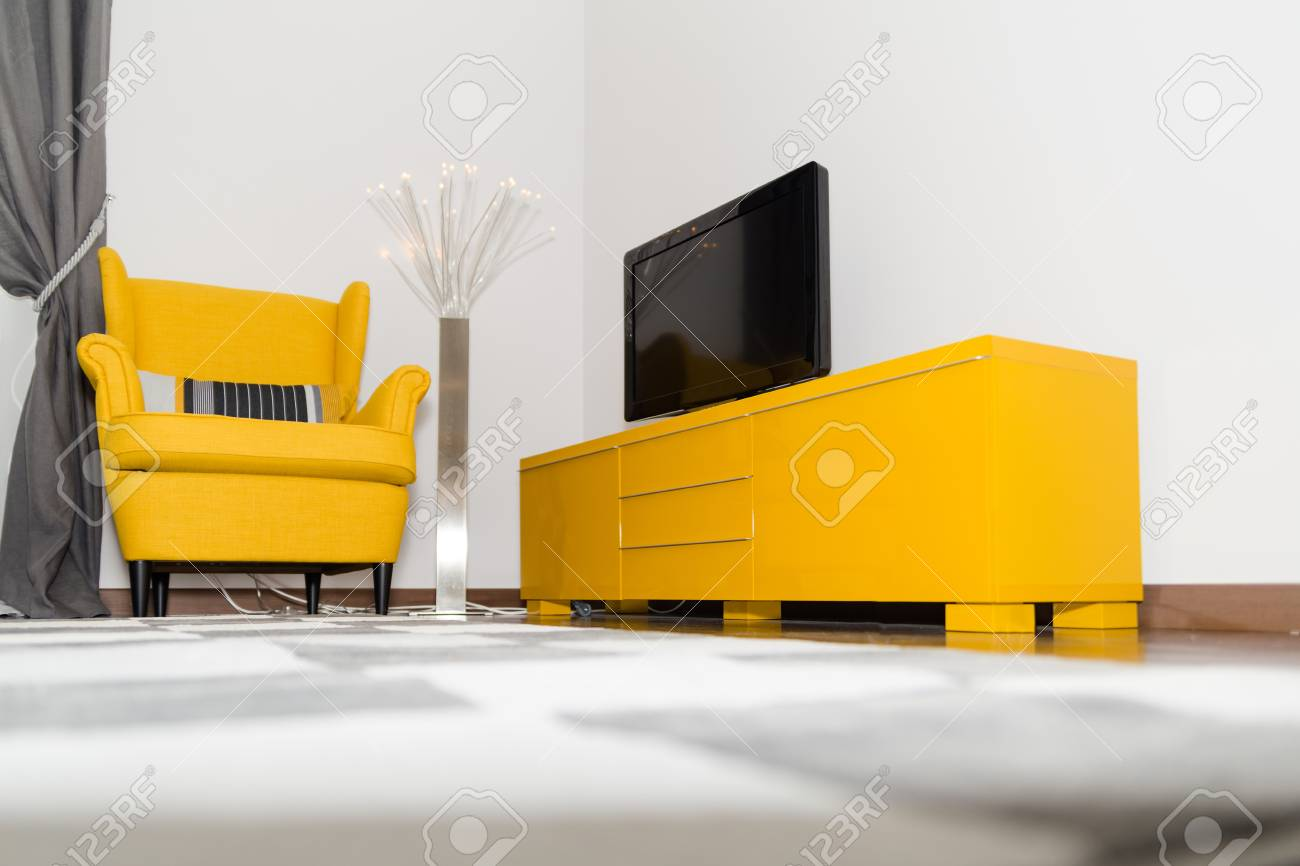 Schlafzimmer Couch Stock Photo