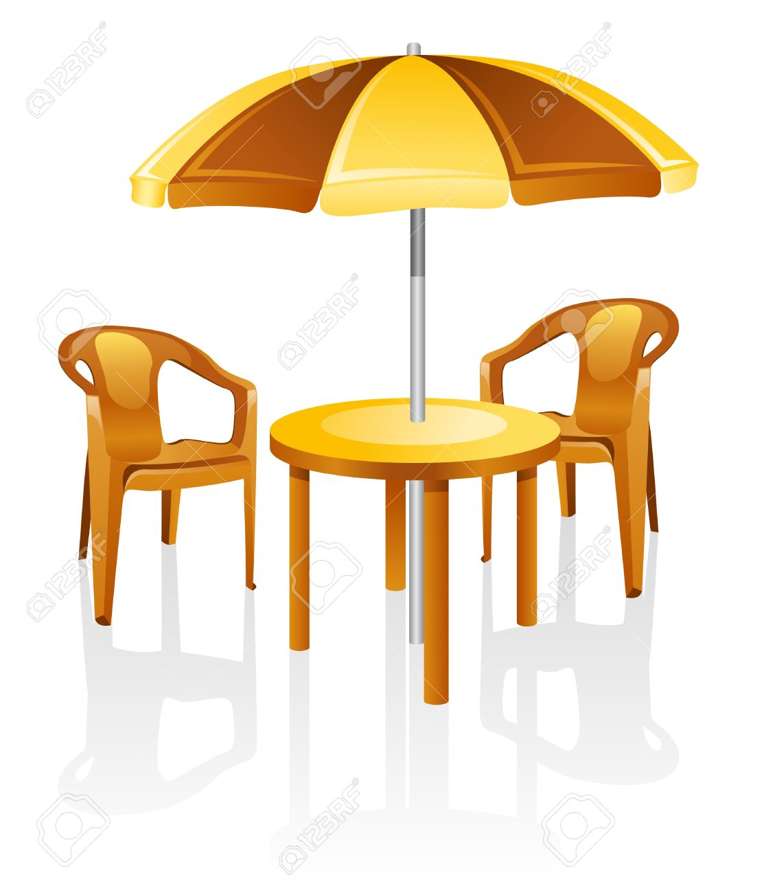 top view isolated on white background garden furniture cafe garden furniture download