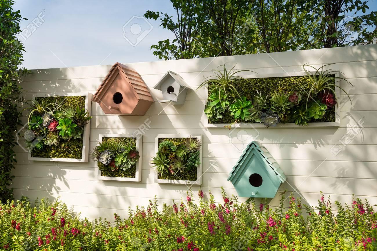 Idee Mur Jardin | Decorer Mur Jardin Cheap Dcoration Jardin Extrieur ...