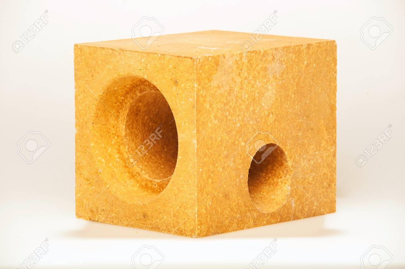 Refractory Brick Photo Refractory Brick Oven Built With High Temperature Combustion