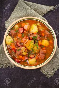 Amazing A Hungarian View Soup Vs Stew Definition Soup A Hungarian From Vertical Tasty Goulash Soup Bograch Stock Photo Tasty Goulash Soup Bograch Stews