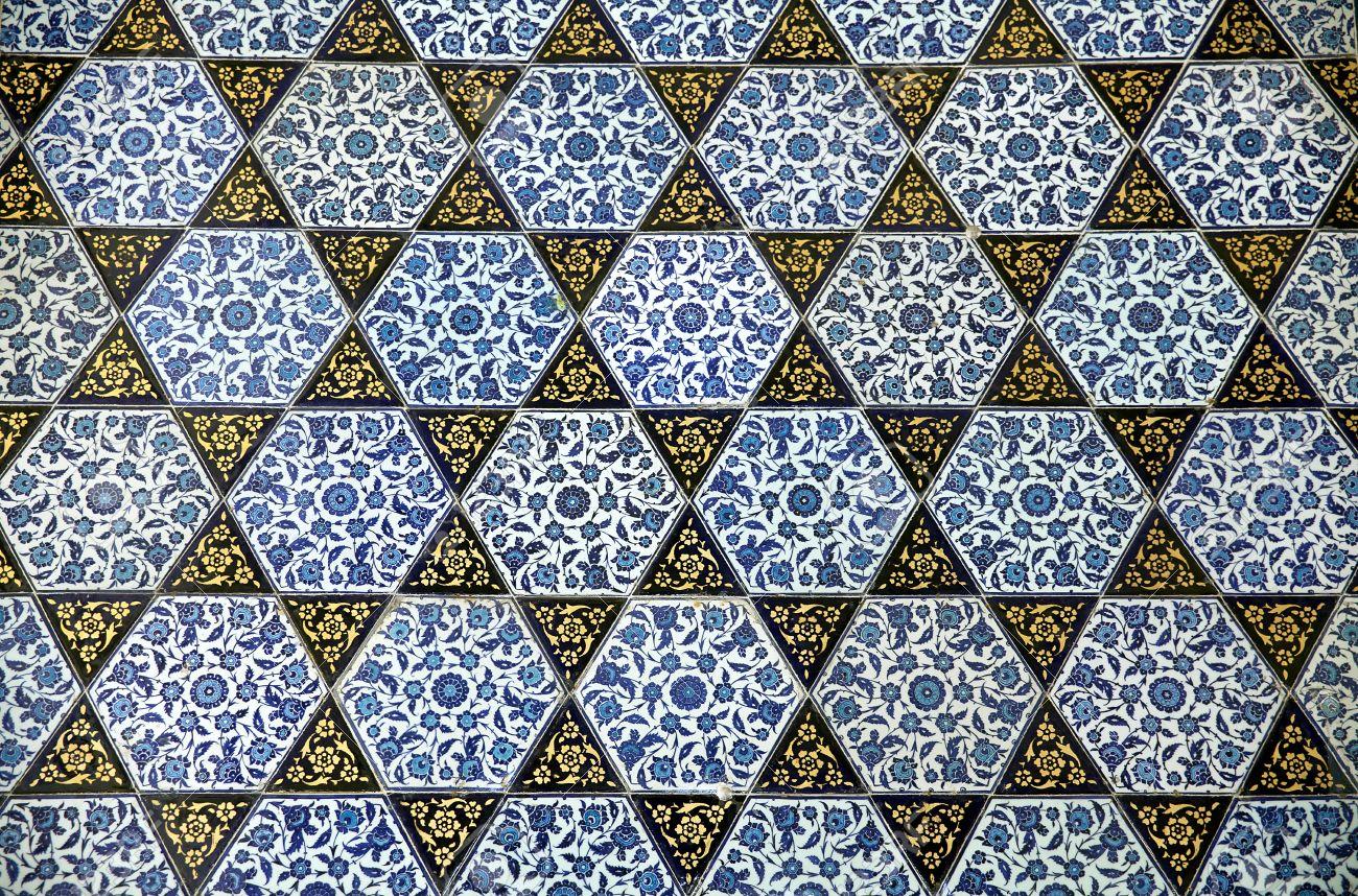 Keramik Fliesen Alte Muster Plattli