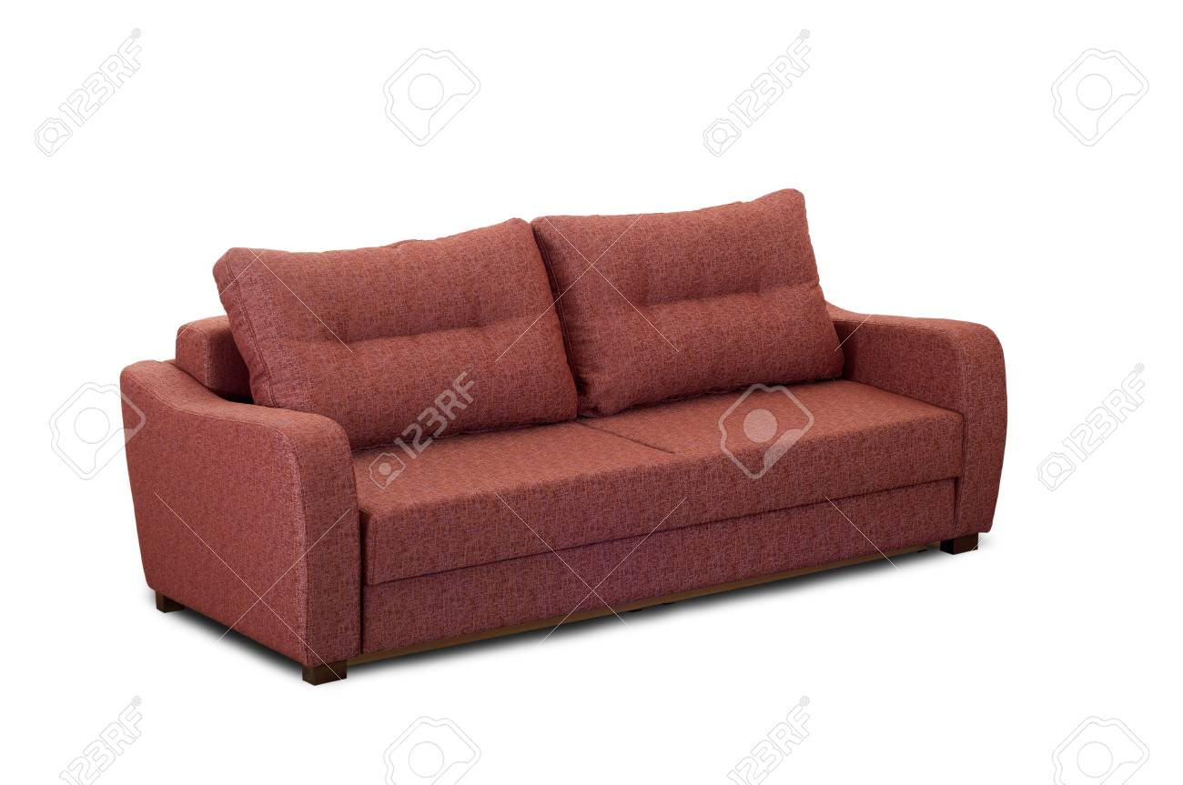 Couch Stoff Stock Photo
