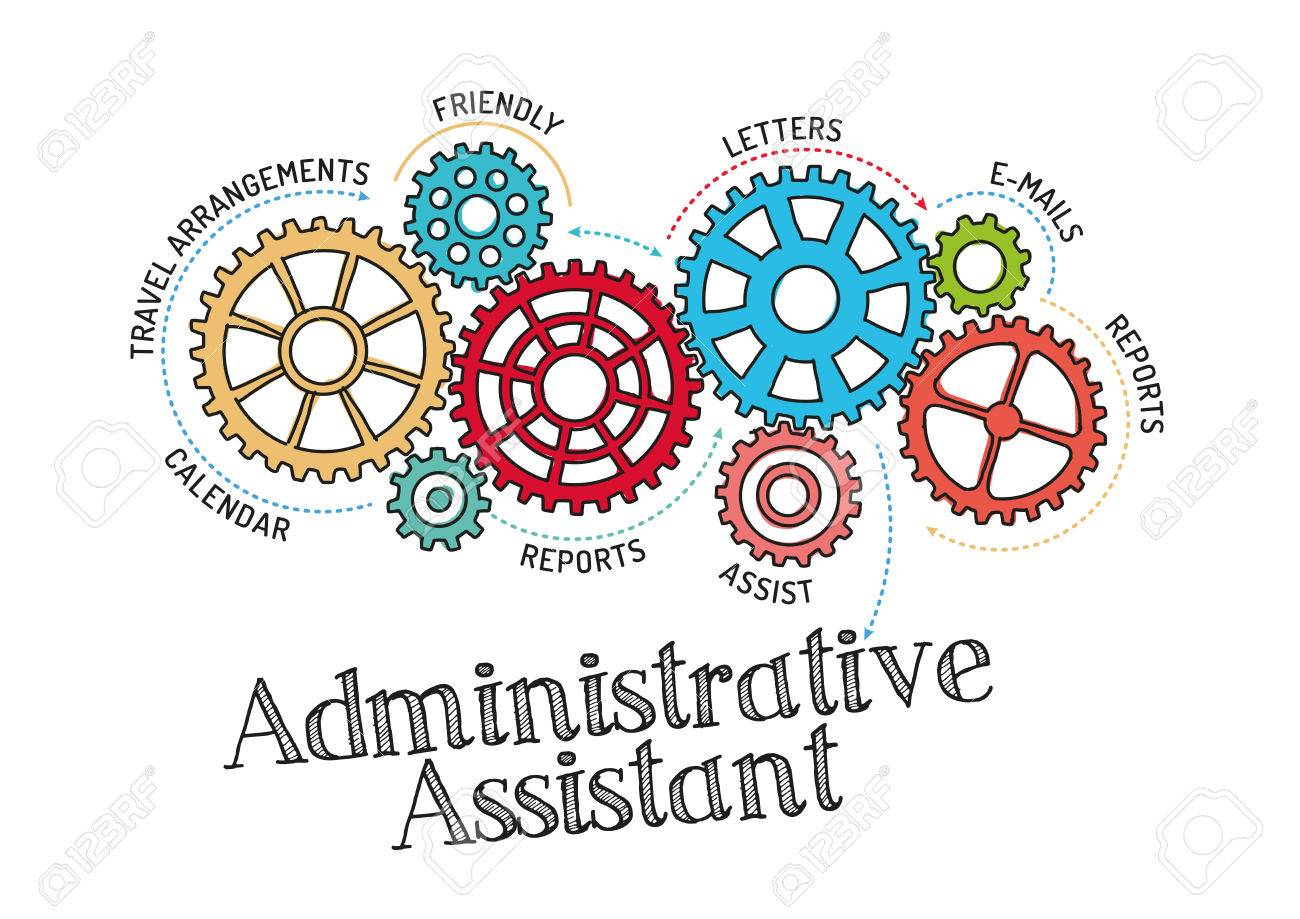 Administrative Assistant Gears And Administrative Assistant Mechanism