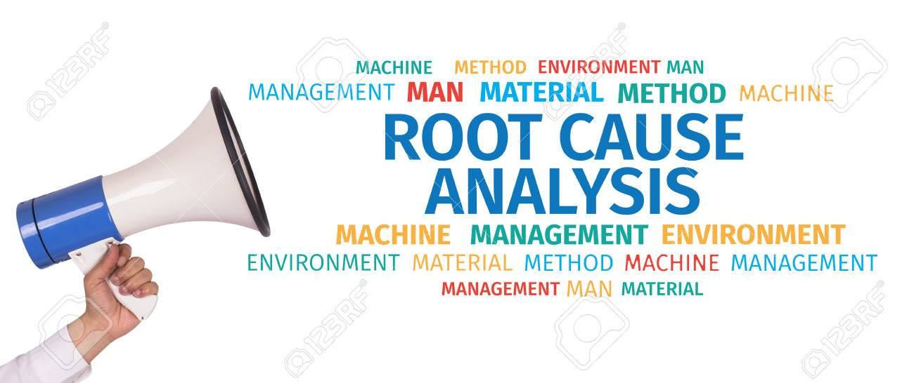 Business Concept Root Cause Analysis Word Cloud Stock Photo - root cause analysis