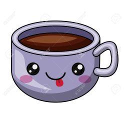 Dazzling Character Coffee Mug Kawaii Face Cartoon Kawaii Face Cartoon Character Personalized Cartoon Coffee Mugs Cartoon Network Coffee Mug Coffee Mug