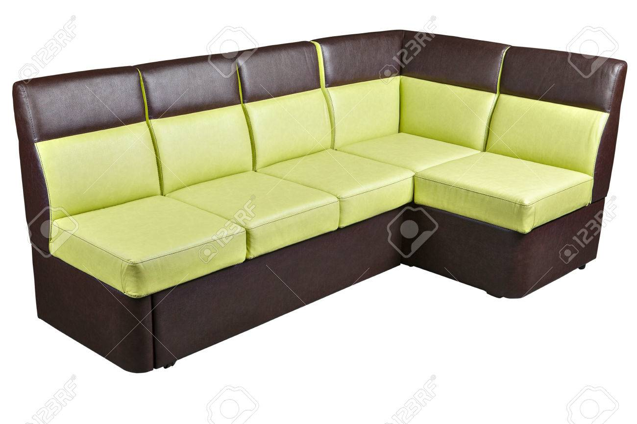 Schlafsofa Gelb Stock Photo