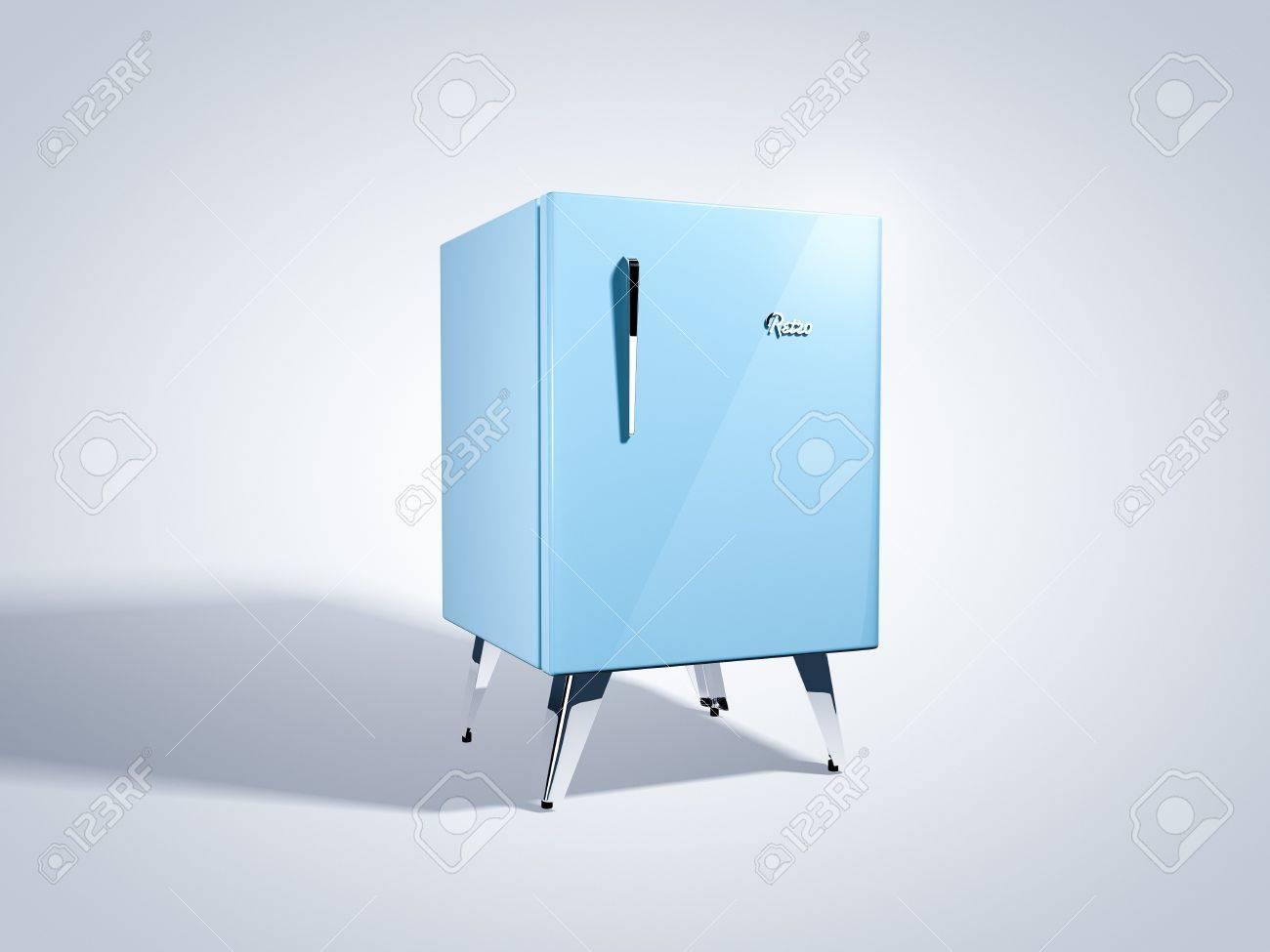 Amica Kühlschrank Retro Türkis : Kühlschrank retro blau retro kühlschränke liegen voll im trend