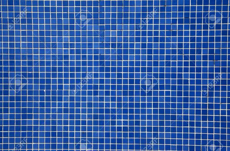 Large Of Blue Mosaic Tile