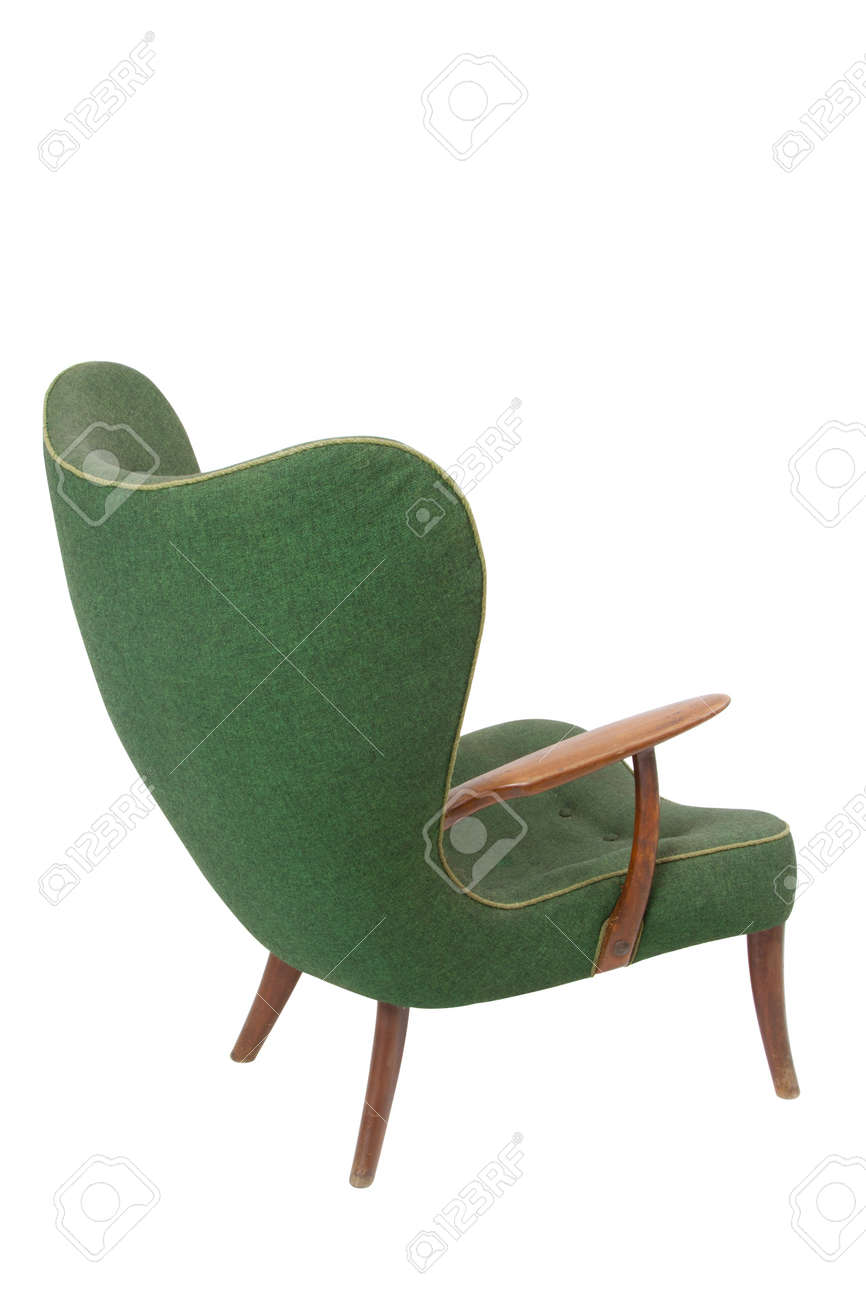 Sessel Retro Stock Photo