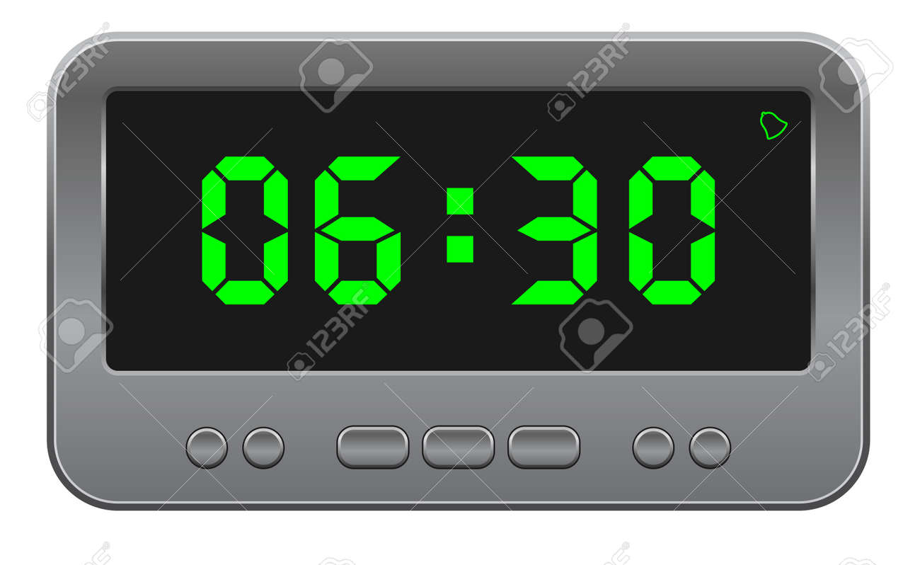 Digital Clock Digital Clock