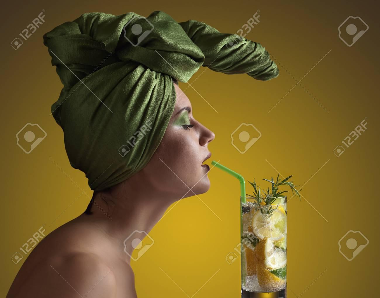 Fullsize Of The Green Turban