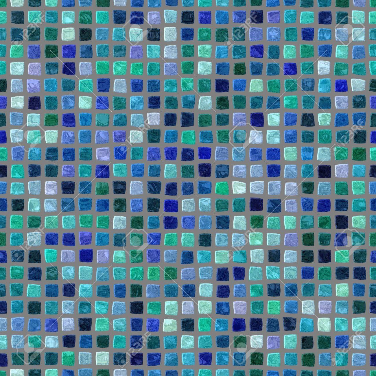 Fliesen Mosaik Turkis Mosaikfliesen Glas Knopf Braun Turkis Mix