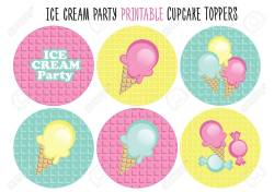 Small Of Ice Cream Party