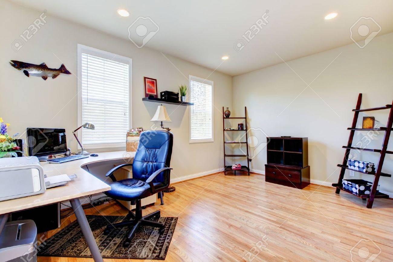 Bureau bois simple chaise de bureau bois Élégant bureau bois